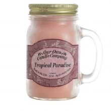 CANDLE TROPICAL PARADISE