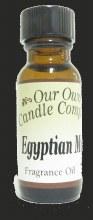 EGYPTIAN MUSK 1/2 OZ OIL