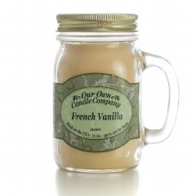 CANDLE FRENCH VANILLA