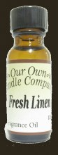FRESH LINEN OIL 1/2OZ