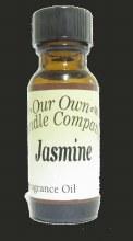 JASMINE OIL 1/2OZ