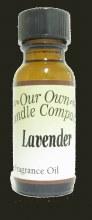 LAVENDER OIL 1/2OZ