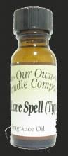 LOVESPELL FRANGRANCE OIL