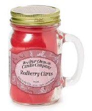REDBERRY CITRUS CANDLE