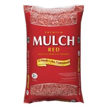 Dyed Red Mulch 2cf