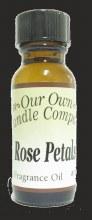 ROSE PETALS OIL 1/2OZ