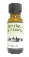 SANDALWOOD FRANGRANCE OIL
