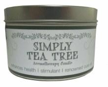 TEA TREE AROMATHERAPY CANDLE