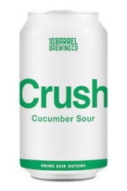 10 Barrel Crush Cucumber Sour 6pk 12oz Cans