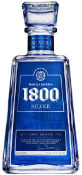 1800 Silver Tequila 200ml