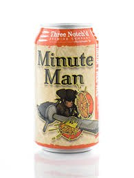 3 Notch Minute Man IPA 12oz 6pk Cans