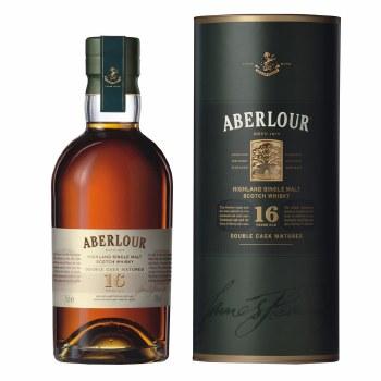Aberlour 16 Year Single Malt Whiskey 750ml
