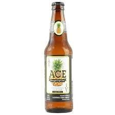 Ace Pineapple Cider 12oz 6pk Bottles