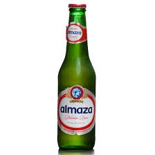 Almaza Pilsner 12oz 6pk Bottles