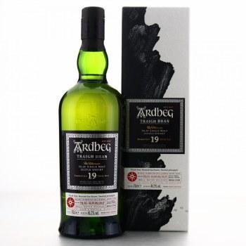 Ardbeg Traigh Bhan 19 Year Islay Single Malt Whiskey  750ml