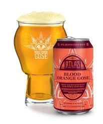 Atlas Blood Orange Gose 12oz 6pk Cans