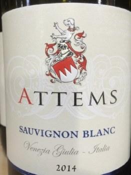 Attems Sauvignon Blanc 750ml
