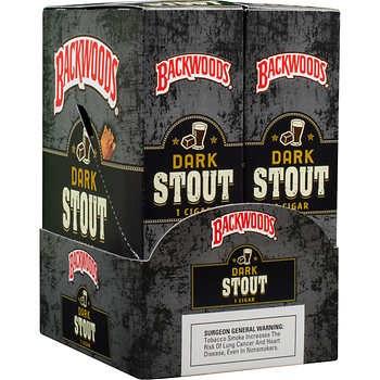 Backwoods Dark Stout Single