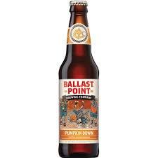 Ballast Point Pumpkin Down 12oz 6pk Bottle