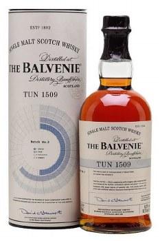 Balvine Tu 1509 Single Malt Whiskey 750ml