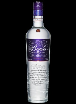 Banks 5 Island Blended Rum 750ml