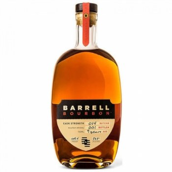 Barrel  Bourbon 9yr 750ml