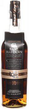 Basil Hyden 10 Year Bourbon Whiskey 750ml