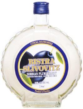 Bistra Slivovitz Plum Brandy 750ml