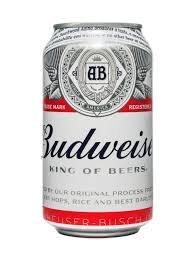 Budweiser 6,12, Or 24pk Cans