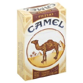 Camel Filters Box Short