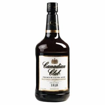 Canadian Club 6 Year Canadian Whiskey 1.75L