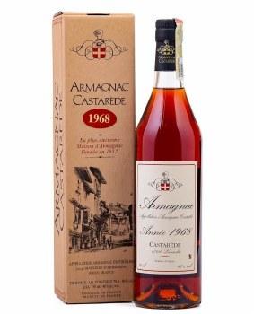 Armagnac Castarede 1968 Armagnac 750ml