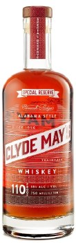 Clyde May Special Reserve Bourbon Whiskey 750ml