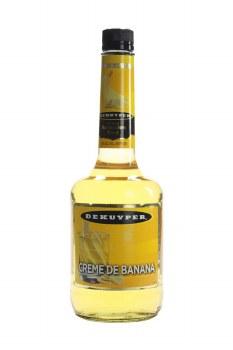 Dekuyper Creme De Banana Liqueur 750ml
