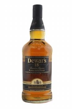 Dewars 18 Year Blended Scotch Whiskey 750ml
