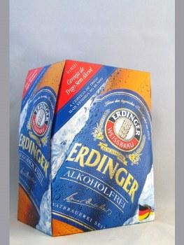 Erdinger Non Alcholic 6 Pack Bottles