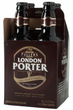 Fuller London Porter 12oz 4pk Bottles