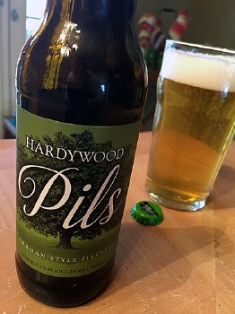 Hardywood Pils 6 Pack Bottles