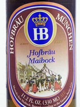 Hofbrau Maibock 11.2