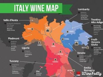 """"""" The Italian Value"""" Six Pack Wine Sampler"""