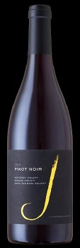 J Sonoma Pinot Noir 375ml
