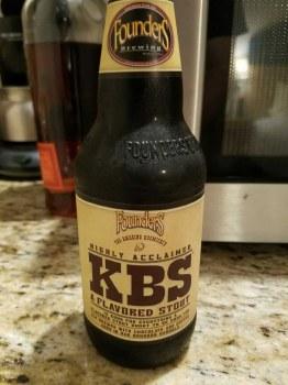 KBS A Flavored Stout 4pk/Singl