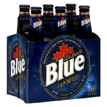 Labbat Blue Pilsner 6 Pack Bottles