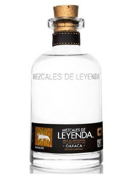 Mzcales De Leyenda Oaxaca Ajolote Mezcal 750ml