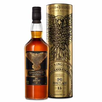 Mortlach Game Of Thrones 15 Year Single Malt Whiskey 750ml