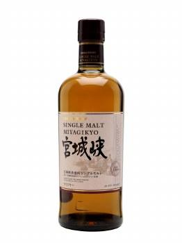 Nikka Miyagikyo Japnese Single Malt Whiskey 750ml