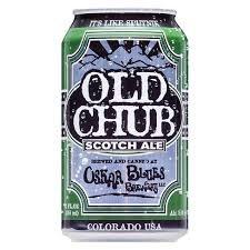 Old Chub Scotch Ale 12oz 6pk Cans