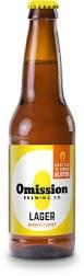 Omission Lager Gluten Free 12oz 6pk Bottles