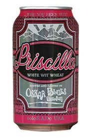 Oskar Blues Priscilla Wit 12oz 6pk Cams