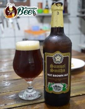 Sam Smith Nut Brown Ale 12oz 4pk Bottles
